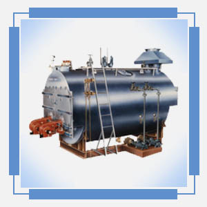 LIQUID / GAS FIRED STEAM BOILER